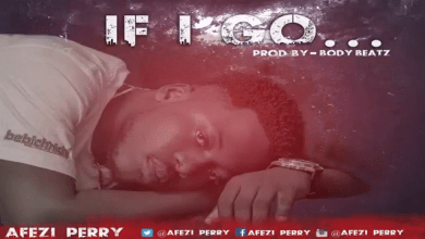 Photo of Stream : Afezi Perry – If I Go (Prod By BodyBeatz)