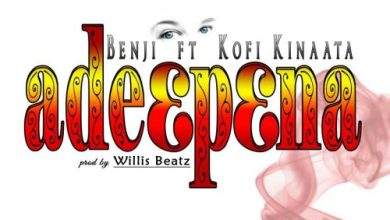 Photo of Benji – Ade3pena (Feat. Kofi Kinaata) (Prod. By WillisBeatz)