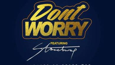 Photo of Wutah – Don't Worry ft StoneBwoy (Prod. By GradeWan)