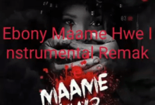 Photo of Instrumental : Ebony – Maame Hwe (Reproduced By Itz CJ Madeit)