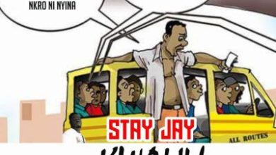 Photo of Stay Jay – Kwahu (Mixed by Possigee)