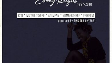 Photo of KOD x Mizter Okyere x Atumpan x NumberThree x Ephirem- Tribute to Ebony Reigns (Prod by Mizter Okyere)