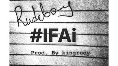 Photo of Rudeboy – #IFAi
