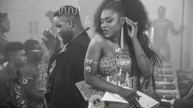 Photo of Audio : Becca Ft Sarkodie – Tell Me