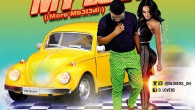 Photo of Download : D.Lovers – My Lover (More Mbeledi) (Prod by Tape Masters)