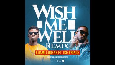 Photo of Stream : Kuami Eugene ft Ice Prince – Wish Me Well Remix