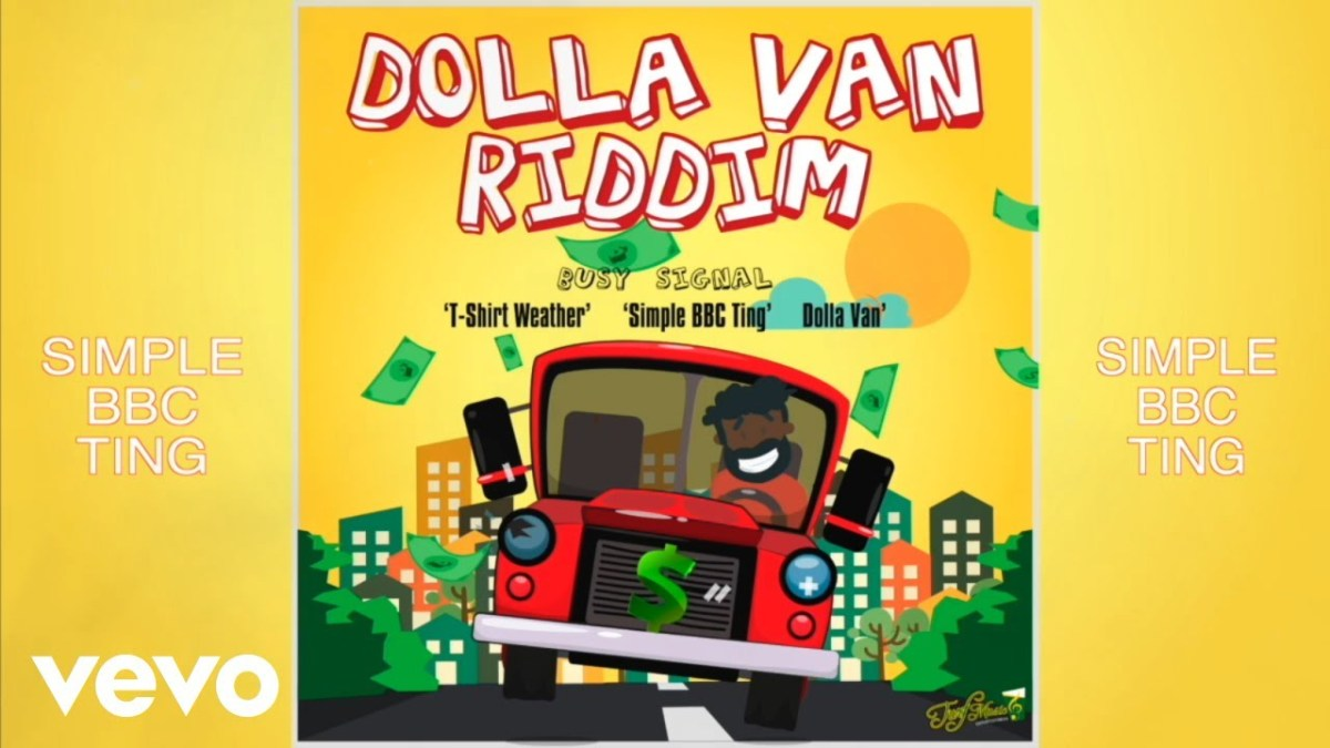 Download New : Busy Signal - Dolla Van