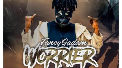 Photo of Download : Fancy Gadam – Warrior (Prod By Blue Beatz)