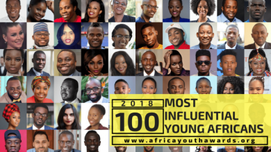 Photo of Full List : 2018 100 Most Influential Young Africans