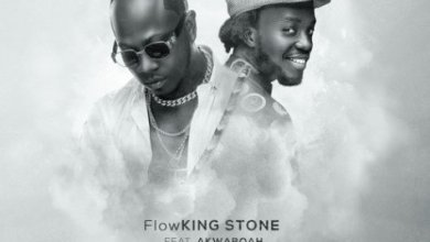 Photo of Download New : Flowking Stone Ft Akwaboah – Blow My Mind (Prod. By KC Beatz)