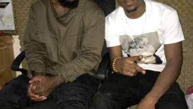 Photo of Download : Sarkodie x Maccasio – BiiBiBa Challenge (Freestyle) (Prod. By Fortune Dane)