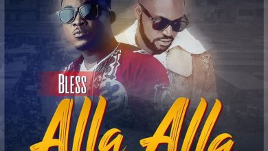 Photo of Download : Yaa Pono x Bless – Alla Alla (Prod By Nero Steger)