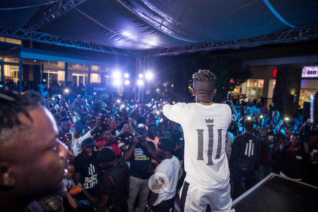 Download : Shatta Wale – Exodus + One Way Style