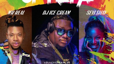 Photo of Download : DJ Ice Cream Ft Seyi Shay X Mr Real – Up Nepa