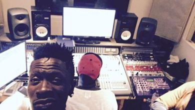 Photo of Shatta Wale's Live Video Recording In His Studio – The King Is King