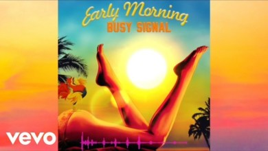 Photo of Stream : Busy Signal – Early Morning (Prod. By Don Richie Production)