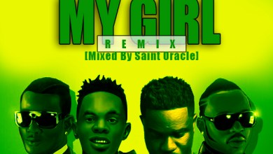 Photo of Download : Sarkodie x Toofan x Patoranking – Ma Girl Remix (Mixed By Saint Oracle)