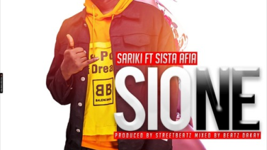 Photo of Download : Sariki x Sista Afia – Sio Ne (Prod By StreetBeatz)