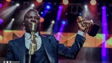 Photo of Stonebwoy Grab Best Reggae/Dancehall Artiste of the Year award At AFRIMA 2018