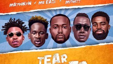 Photo of Download : DJ Neptune – Tear Rubber (All Star Remix) Ft. Mayorkun x Mr Eazi x Duncan Mighty x Afro B
