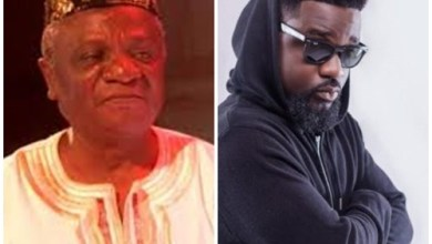 Photo of Video : Sarkodie To Feature Legend Nana Kwame Ampadu On A New Song