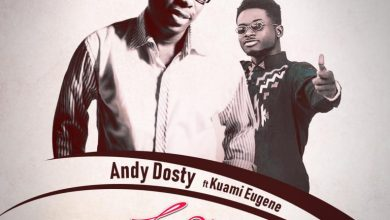 Photo of Download : Andy Dosty Ft Kuami Eugene – Love You Die (Prod. by DatBeatGod)