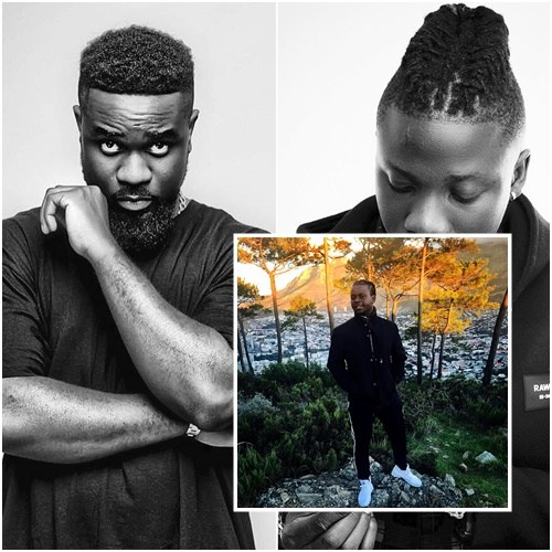 Download : Sarkodie Ft Jupitar & Stonebwoy – Whine Fi Me (Prod by Soul Nana)