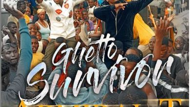 Photo of Video : Admiral T Ft. Stonebwoy – Ghetto Survivor