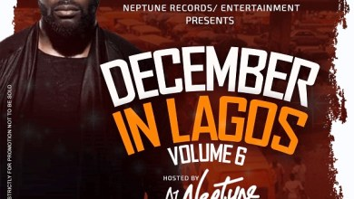 Photo of DJ Neptune – December In Lagos Mix Vol. 6