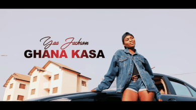 Photo of Maame Yaa Jackson – Ghana Kasa (Official Video)