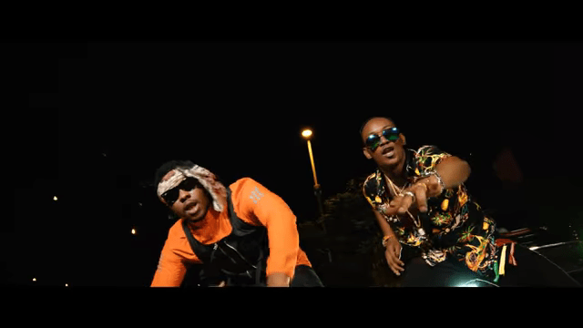 Dammy Krane - Balance Well FT. Olamide, Pearl Thusi & Medikal (Official Video)