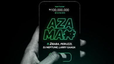 Photo of Download : Slimcase – Azaman Ft 2Baba, Peruzzi, DJ Neptune & Larry Gaaga