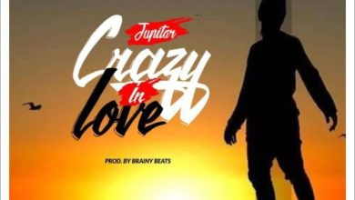 Photo of Download : Jupitar – Crazy In Love (Prod By BrainyBeatz)