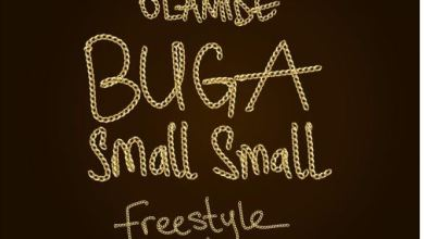Photo of Download : Olamide – Buga Small Small (Freestyle)