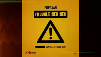Photo of Download : Popcaan – Trouble Deh Deh (Prod By Dunwell)