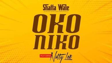 Photo of Download : Shatta Wale – Oko Niko Ft Natty Lee (Prod By Paq)