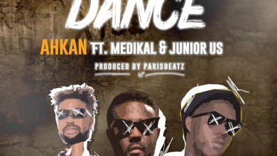 Photo of Download : Ahkan – Obama Dance (Ft Medikal x Junior US) (Prod By ParisBeatz)