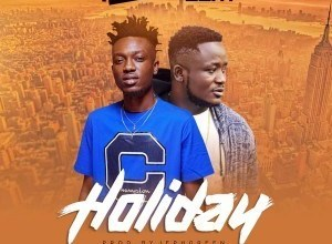 Photo of Download : Opanka – Holiday Ft. Kweysi Swat (Prod. By JephGreen)