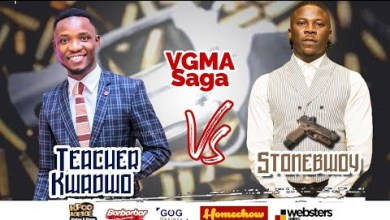 Photo of Stonebwoy x Teacher Kwadwo – My Part Of The Story (VGMA saga)