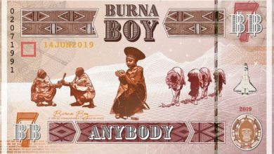 Photo of Download : Burna Boy – AnyBody