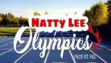 Photo of Download : Natty Lee – Olympics (Prod by Paq)