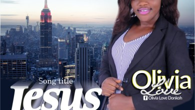 Photo of Download : Olivia Love – Jesus Never Fails (Prod By Tino Beatz)