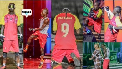 Photo of Patapaa's Charming Performance With Queenpeezy AT Ghana Meet Naija 2019