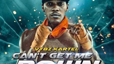 Photo of Download : Vybz Kartel – Can't Get Me Down (Prod by Zj Liquid)