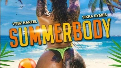 Photo of Download : Vybz Kartel x Sikka Rymes – Summer Body