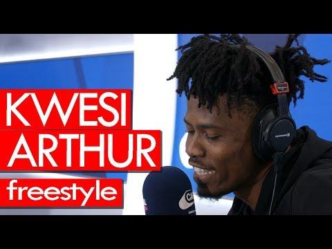 Kwesi Arthur – Snaps On Capital Xtra (Freestyle) (Tim Westwood Sessions)