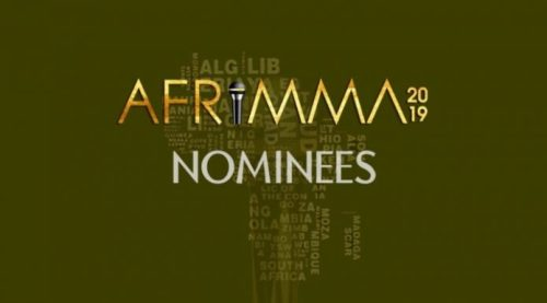 AFRIMMA Awards 2019 - Nominees List