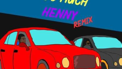 Photo of Download : Gappy Ranks Ft. Shatta Wale – Too Much Henny (Remix)