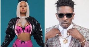 Mariahlynn Ft. Shatta Wale – Be Strong
