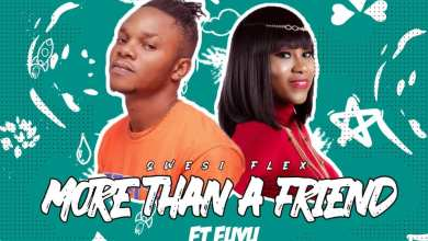 Photo of Download : Qwesi Flex Ft Euyu – More Than A Friend (Prod By Elorm)